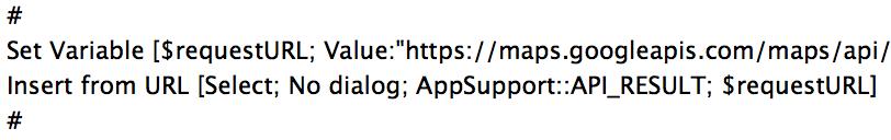 Insert From URL