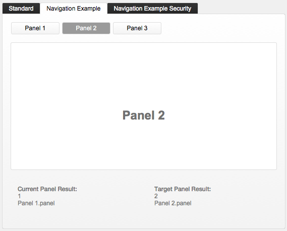 FileMaker Pro 13: Panel Navigation with Buttons