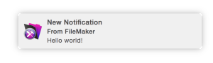 FileMaker_Notification