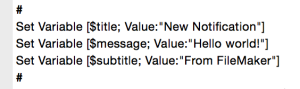 Notification_variables