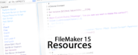FileMaker 15 Resources