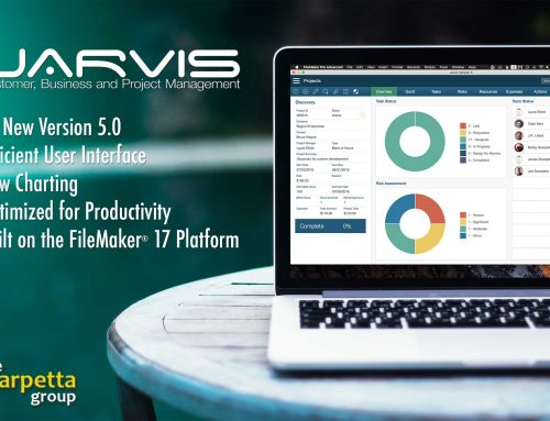Announcing Jarvis CRM 5.0