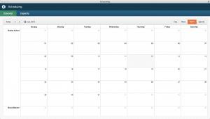 Jarvis CRM Scheduler
