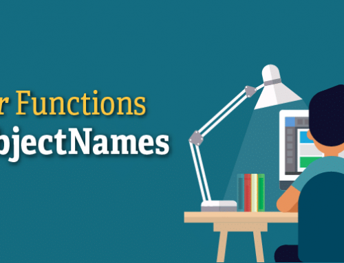 Learn Your Functions – LayoutObjectNames
