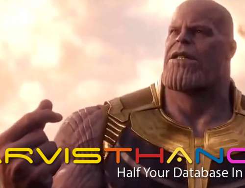 Introducing Jarvis Thanos