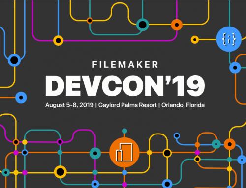 FileMaker Devcon 2019