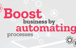 Boost business by automating processes