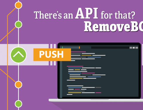 Remove the Background? There's an API for that? RemoveBG